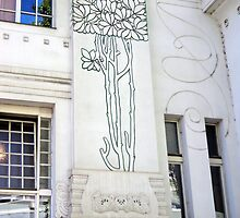 Secession Building, Vienna by goddarb
