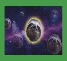 Sloth Lord Kids Tee