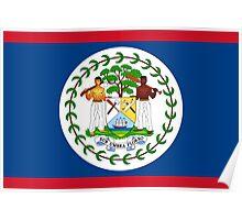 Belize - Standard Poster