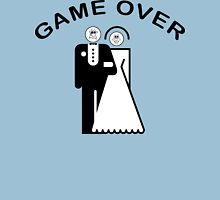 Game Over Getting Married Unisex T-Shirt
