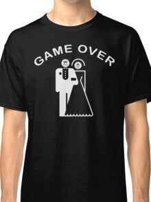 Game Over Getting Married Classic T-Shirt
