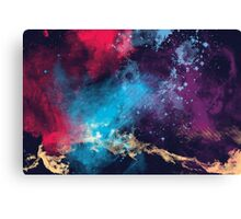 Textured Space Canvas Print