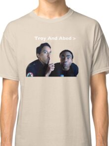 Troy and Abed Classic T-Shirt