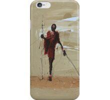 'Masai' iPhone Case iPhone Case/Skin