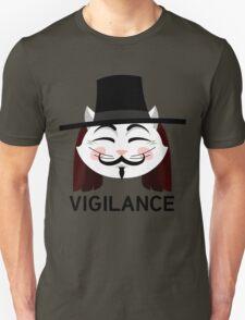 Cheshire POP! - Vigilance T-Shirt