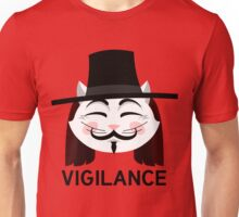 Cheshire POP! - Vigilance Unisex T-Shirt