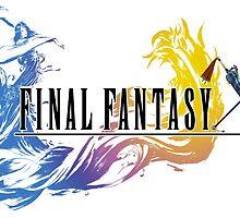 Final Fantasy X by Atarikat