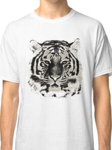 Tiger Face Close-up Classic T-Shirt