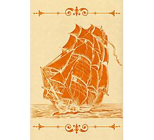 High Sails Photographic Print