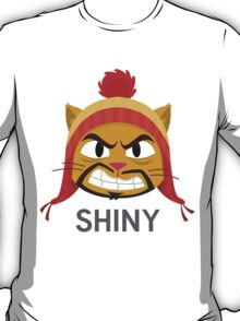 Cheshire POP! - Shiny T-Shirt