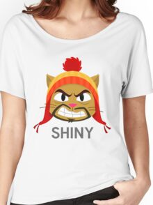 Cheshire POP! - Shiny Women's Relaxed Fit T-Shirt