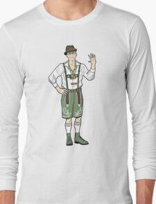 Pop and Locktoberfest Dean Long Sleeve T-Shirt