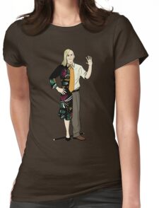 Dualidean Womens Fitted T-Shirt