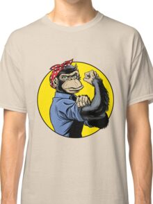 Chimp Power! Classic T-Shirt