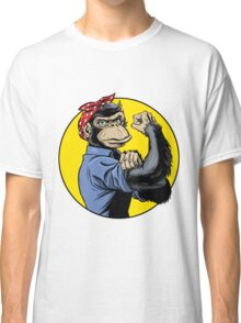 Chimp Power! Classic T-Shirt