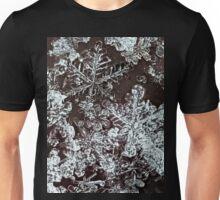 Ice Crystals 3 Unisex T-Shirt