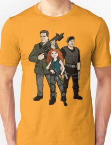 Brave Expendables T-Shirt