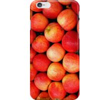 Red apples iPhone case iPhone Case/Skin