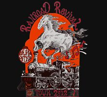 """Iron Horse"" RailRoad Revival Tour 2012 T-shirt Unisex T-Shirt"