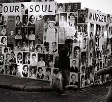 Murder of our souls by Esther  Moliné