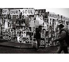 Murder of our souls Photographic Print