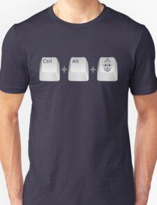 Ctl+Alt+Del T-Shirt