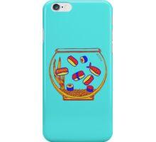 sushi bowl iPhone Case/Skin