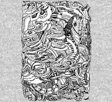 Ancient doodle  Unisex T-Shirt