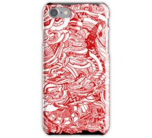 Ancient doodle  iPhone Case/Skin