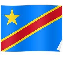 Democratic Republic of the Congo - Standard Poster