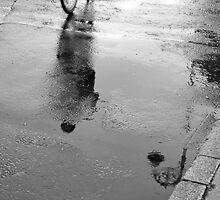 Wet day in Dublin by Esther  Moliné