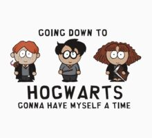 Harry Potter goes to South Park by MagicRobot