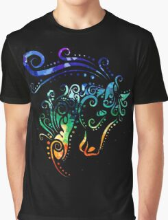 Inked Horse Graphic T-Shirt