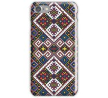 Eastern European Ornamental Pattern iPhone Case/Skin