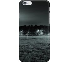 The Football Pitches iPhone Case/Skin