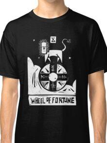 Wheel of Fortune - Tarot Cards - Major Arcana Classic T-Shirt