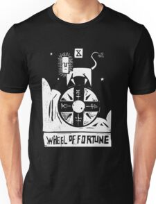 Wheel of Fortune - Tarot Cards - Major Arcana Unisex T-Shirt