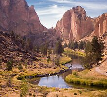 Smith Rock State Park (3 of 3) by Tim Cowley