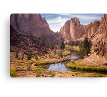 Smith Rock State Park (3 of 3) Canvas Print