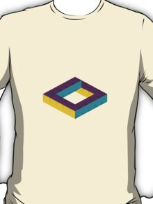 Impossible box illustration T-Shirt