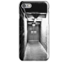 Fire Escape iPhone Case/Skin