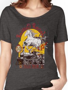 """Iron Horse"" RailRoad Revival Tour 2012 T-shirt Women's Relaxed Fit T-Shirt"