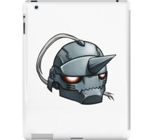 Alphonse Elric From Fullmetal Alchemist By Chibi-Heado iPad Case/Skin