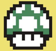 1up Mushroom, Super Mario Kids Clothes