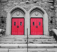 Red Doorz by jayteez