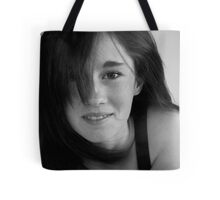 Teenage Beauty Tote Bag