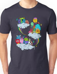 Monster Cloud Ride Unisex T-Shirt