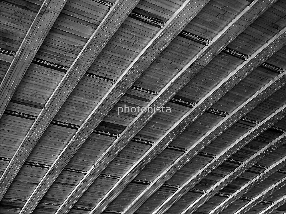 Blackfriars B&W by photonista