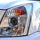 ISUZU Ute Lights by Russell Voigt