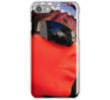 As seen by a mannequin iPhone Case/Skin
